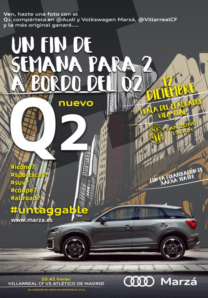 Presentación Audi Q2