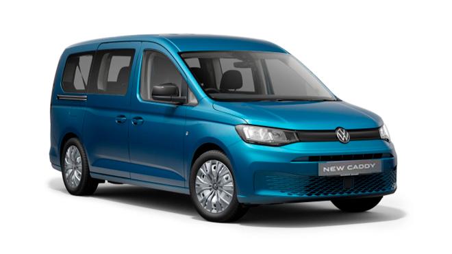 Volkswagen caddy nuevo